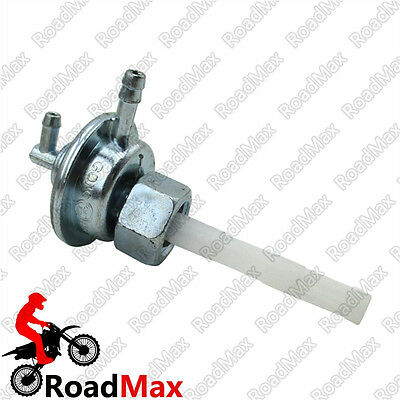 Petcock Fuel Switch Valve Assembly Tap For Hammerhead Joyner 250cc 150cc Go Kart