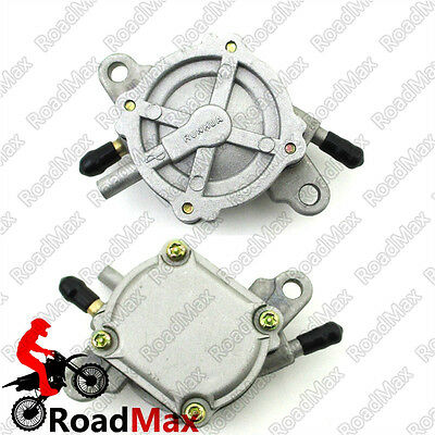 Outlet Vacuum Fuel Pump For ATV Scooter 50cc 125cc 150cc Jonway Tank Znel Lance