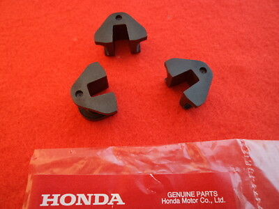 GENUINE Honda PCX 125 Drive Face Sliders 2009 - 2014 **UK STOCK + NO TAXES**
