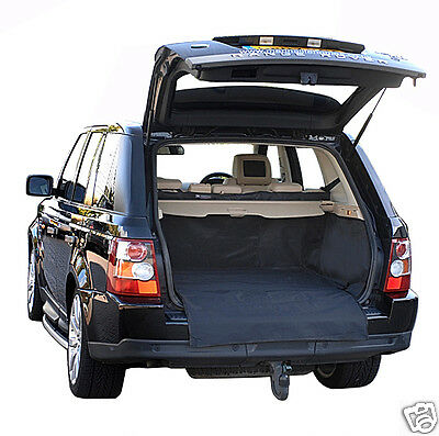 RANGE ROVER SPORT CARGO LINER TRUNK MAT DOG GUARD - TAILORED 2005 to 2013 (024)