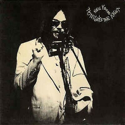 Neil Young - Tonights the Night - New Vinyl LP