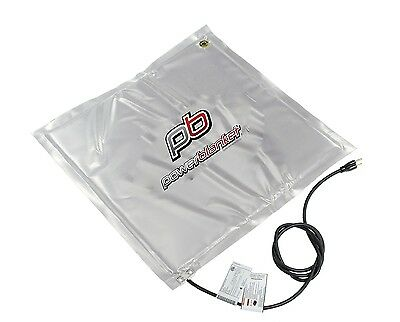 Powerblanket Xtreme X-Hot Ground Thawing Ice Snow Melting Electric Blanket 2'x2'