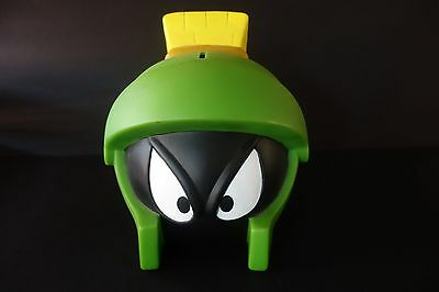 Disney's Tomorrowland Screen Used - Marvin The Martian Head Bank, George Clooney