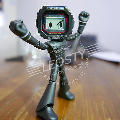 Rare New Casio G-Shock G-Man Figure From Dw-5030 Set