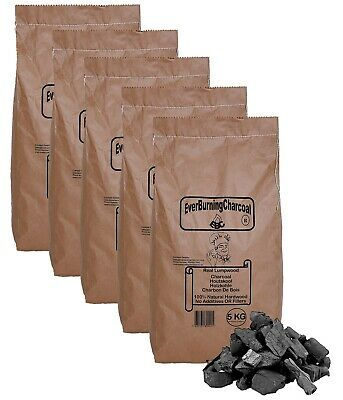 25kg Real Hardwood Lumpwood Charcoal For BBQ Barbecues. Restaurant Charcoal