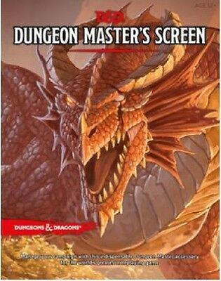 Dungeon Masters Screen 5th Edition Dungeons & Dragons