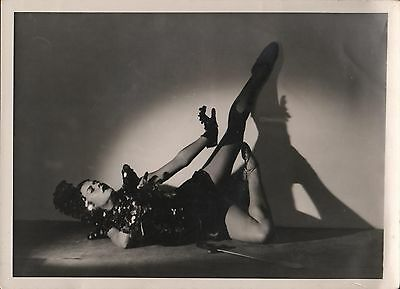 NELIDA CENDRA - Argentine Ballet Dancer - Original Vintage Photo - 1930's