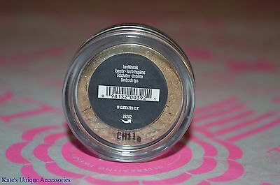 bareMinerals SUMMER Light Bronze Sand Shimmer Eyecolor Eye Full Size .57g/.02oz
