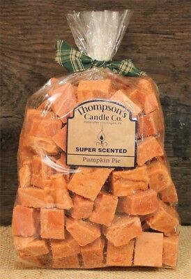 Super Scented Crumbles//Tarts//Wax Melt 32 oz Wildflowers Thompsons Candle Co