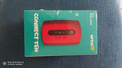 Optus 3G Mini Pocket Wifi Modem Huawei E5251 (UNLOCKED)