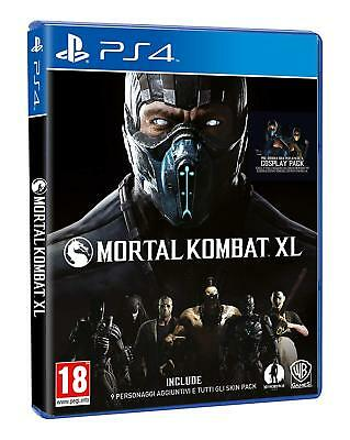 Mortal Kombat X XL Playstation 4 (PS4) Game Brand New In Stock From Brisbane