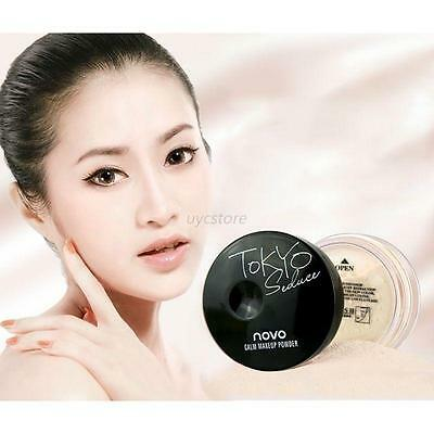 Comestic Translucent Mineral Facial Smooth Foundation Powder Finish Makeup