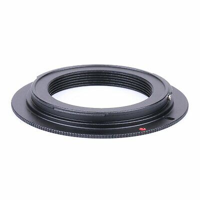 Leica  M39 39Mm Lens To Canon Eos Ef Mount Adapter 5D Iii 6D 70D 700D 60D