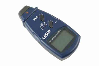 NEW RELEASE! DIGITAL TACHOMETER DETECTING 50-500mm WITH STORAGE CASE