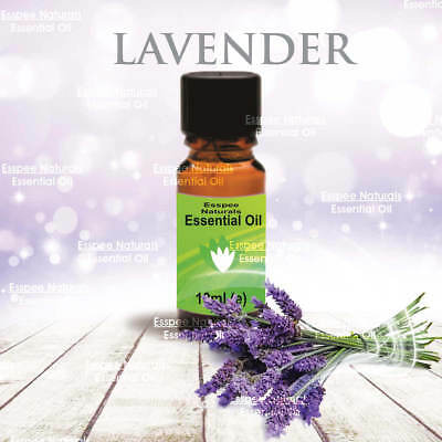 Lavender ESSENTIAL OIL 10ml x Packs of 1,3 & 5 For Aromatherapy & Home Fragrance