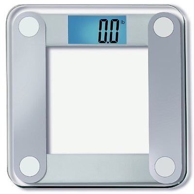EatSmart Precision Digital Bathroom Scale Large Lighted Display 400 Lbs