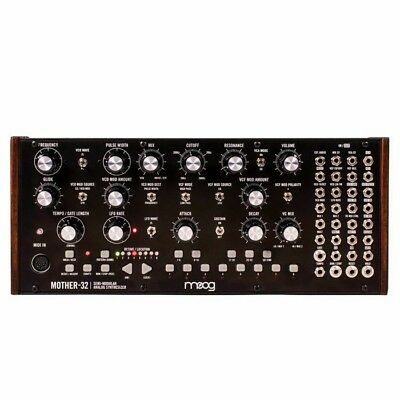 Moog Mother 32 Semi Modular Analogue Synth & Sequencer