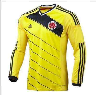 adidas colombia soccer jeresey
