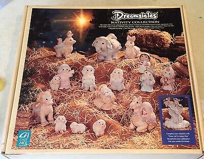 "Dreamsicles ""Nativity Set"" 1996"