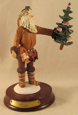 """Duncan Royale History of Santa Claus 2nd Ed. 1989 Pioneer Miniature Coll. 7"""""""
