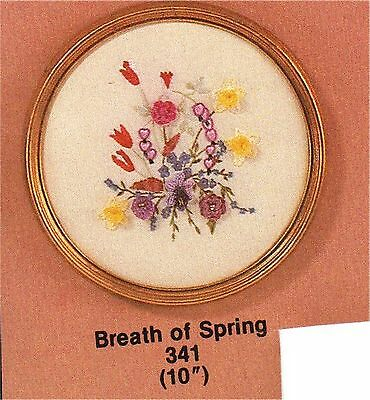 """""""Breath of Spring #341"""" by JDR Brazilian Embroidery"""
