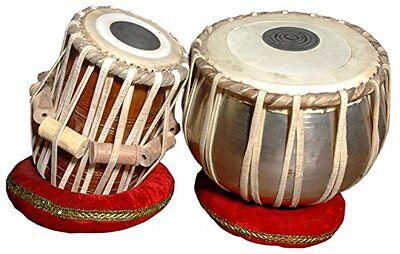 Iron Tabla Drum Set By Best Indian Professionals with Base N Cover By Dorpmarket