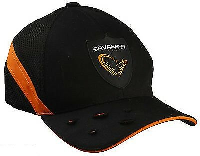 Savage Gear Evil Baseball Cap Pike Carp Fishing Hat