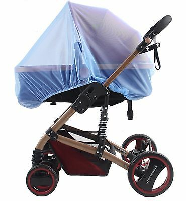 BL Universal Mosquito fly insect sun dust protect cover net mesh Pram Stroller J