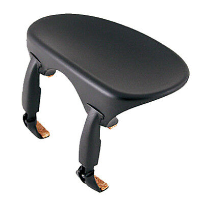 Wittner Chin Rest Violin. Centre Fit. Anti Allergy 4/4 (Bowed Accessories Chin R