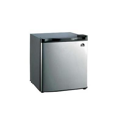 NEW Curtis FR180 Compact Fridge Refrigerator/Freezer Igloo 1.7 Cu Ft Mini SS