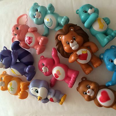 Care Bears And Cousins Series 4 - Pick From List - Single Combined Ship