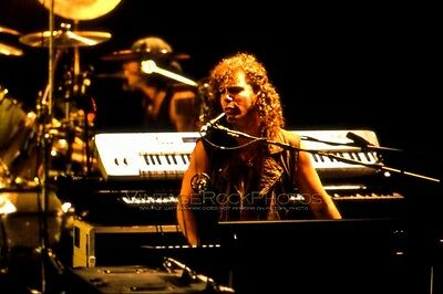 David Bryan, Bon Jovi Photo 8x12 or 8x10 inch Live 1980's Concert Pro Print 170