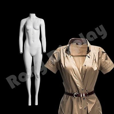 Female Invisible Ghost Mannequin Manikin Display Dress Form #MZ-GH1-S
