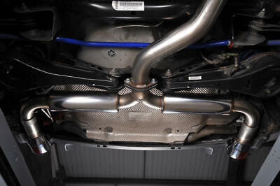 VW Golf MK6 2.0 GTD 170PS TDI MILLTEK  3″ DPF Back Dual Exhaust Polished GT