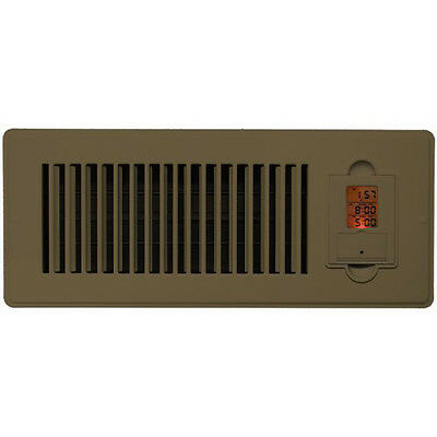 VENT-MISER A Programmable Energy Saving Vent 4 x 12 Inch