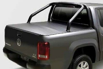 New Genuine Volkswagen VW Soft tonneau cover AMAROK dual cab with Sports Bars