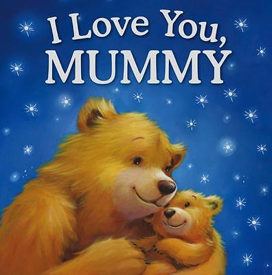 I Love You, Mummy by Hinkler Book Distributors (Board book,)