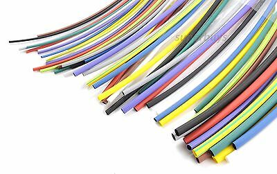 1 or 55pc 200mm Polyolefin Heat Shrink Shrinkable Tubing Tube Crimp Wrap Wire