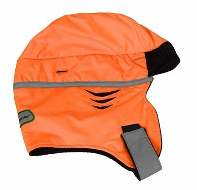 Scott HXZH Zero Hood Winter Hard Hat Helmet Liner Hi Viz Orange or Yellow