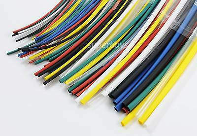 1 or 70pc 200mm Polyolefin Heat Shrink Shrinkable Tubing Tube Crimp Wrap Wire