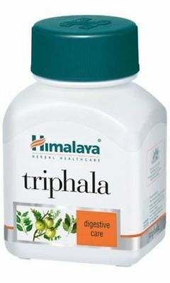 3 x Himalaya Herbal Triphala / Indian Gooseberry * Constipation In-digestion