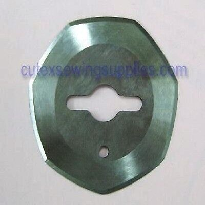 """2"""" Heptagonal Replacement Blade For Handheld Electric Rotary Cutters"""