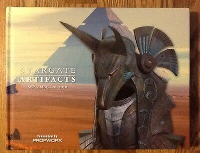 Propworx Auction Catalog Stargate Artifacts Auction Catalog