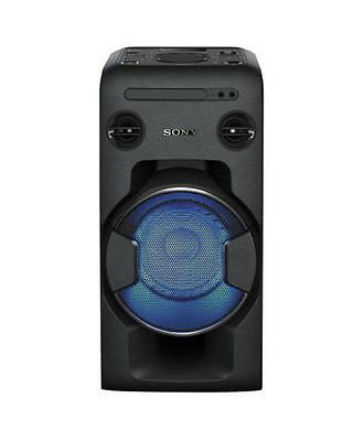 Sony One-Box High Power Home Audio System with Bluetooth MHCV11
