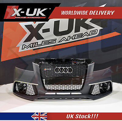 Front Bumper For Audi A3 S3 To Rs3 2009-2012