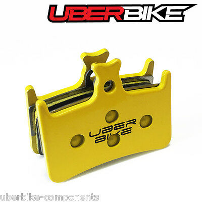 Hope Tech 3 E4 Uberbike Disc Brake Pads Sintered
