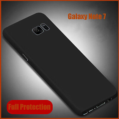 Ultra Thin Hard Back Cover For Samsung Galaxy Note 7 5 Case