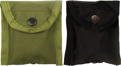 Nylon Compass Pouch With Belt Clip