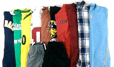 Under Armour Lot of 12 Kids Boys Athletic Shirts, Shorts Medium M 10/12 [BH10678