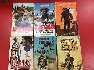 Westerns - Lot of 23